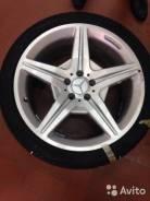 Mercedes. 8.5/9.5x19, 5x112.00, ET30/31, ЦО 66,6мм.
