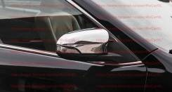 Накладка на зеркало. Toyota Corolla Axio, NRE160, NKE165, NZE161, ZRE162, NZE164, NRE161