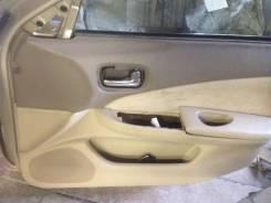 Обшивка двери. Nissan Sunny, B15, FB15