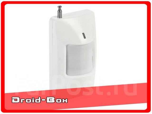Беспроводной датчик движения для GSM сигнализации. (433 МГц)