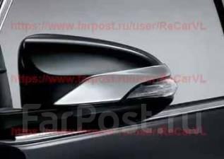 Накладка на зеркало. Toyota Premio, ZRT261, ZRT265, ZRT260, NZT260