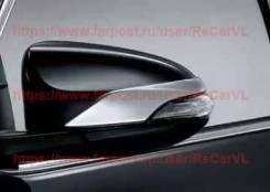 Накладка на зеркало. Toyota Vitz, NCP131, NSP130, NSP135, KSP130