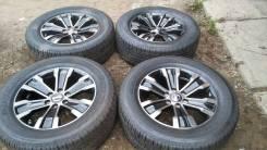 """Новые летние колеса для Nissan Patrol. 8.0x20"""" 6x139.70 ET30"""