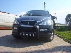 Корпус зеркала. SsangYong Actyon, CJ SsangYong Kyron SsangYong Actyon Sports, QJ Двигатели: D20DT, G23D