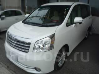 Toyota Noah. ZRR70, 3ZR FE