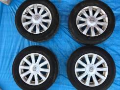 Nissan. 6.5x16, 5x114.30, ET40, ЦО 66,1мм.