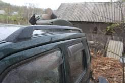 Рейлинг. Suzuki Wagon R, CT21S Suzuki Wagon R Plus, CV21S, MB61S, MA61S, CT21S Suzuki Wagon R Wide, CV21S, MA61S, CT21S, MB61S Suzuki Wagon R Solio, M...