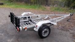 Прицеп легковой универсальный для мотоциклов, гидроцикла, снегохода. Г/п: 750 кг., масса: 750,00кг.