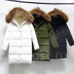 Куртки-пуховики. 42, 44, 46, 48, 50. Под заказ