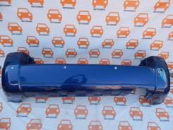 Бампер задний Hyundai Tucson 2004 - 2009 аналог, синий