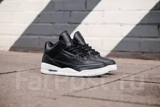 Брендовые Женские Кожаные Кроссовки Nike Air Jordan 3 Retro 441140 506.  659. 3 600₽. Кроссовки. 36 88984241044