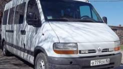 Renault Master. Продам микроавтобус груз-пас, 2 800 куб. см., 9 мест