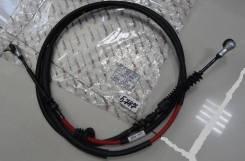 Трос КПП HD120 / HD170 / Gold / MEGA 5 Tonn / 437506B200 / выбирать / включать скорость / красный