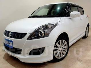 Suzuki Swift. автомат, 4wd, 1.2, бензин, 28 тыс. км, б/п. Под заказ