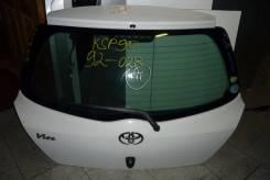 Дверь багажника. Toyota Vitz, KSP90, NCP91