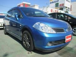 Nissan Tiida. автомат, передний, 1.8, бензин, 43 500тыс. км, б/п, нет птс. Под заказ
