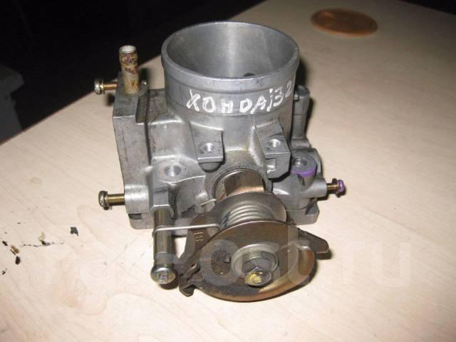 Заслонка дроссельная. Honda Inspire, GF-UA5 Honda Saber, GF-UA5 Honda Lagreat, GH-RL1, LA-RL1 Двигатели: J32A, J35A