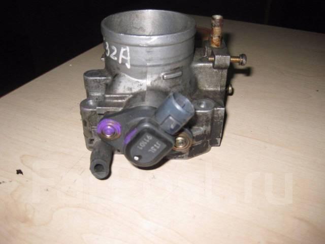 Заслонка дроссельная. Honda Saber, UA5 Honda Inspire, UA5 Honda Lagreat, RL1 Двигатели: J32A, J35A