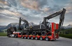 Услуги трала до 70 тонн
