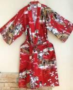 Халаты-кимоно. 42, 44, 46