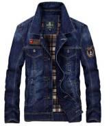 Куртки джинсовые. 48, 54, 56
