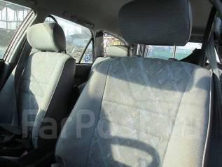 Сиденье. Toyota Sprinter Carib, AE115G, AE114G, AE115, AE114