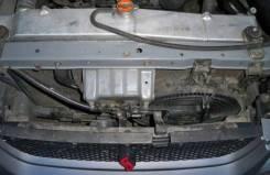 Радиатор охлаждения двигателя. Nissan Skyline Двигатели: RB25DE, RB25DET