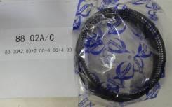 Кольца компрессора воздушного D=88 / 2+2 / DAEWOO BS106 DE12 / ( 2*2*4*4 ) AMCPR