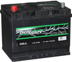 GigaWatt. 66 А.ч., Обратная (левое), производство Европа