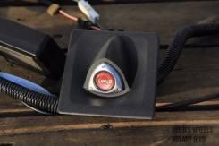 Кнопка запуска двигателя. Mazda RX-8, SE3P Двигатель 13BMSP
