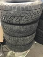 Bridgestone WT17. Зимние, шипованные, износ: 60%, 4 шт