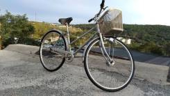 """Велосипед прогулочный 64, из Японии! Колеса 27""""."""