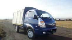 Kia Bongo III. Продам отличный грузовик 4WD в добротном состоянии, 2 900 куб. см., 1 000 кг.