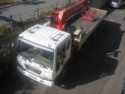 Daewoo Novus. Продается грузовик кран манипулятор , 5 800 куб. см., 8 000 кг., 21 м.