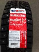 GT Radial Champiro IcePro. Зимние, шипованные, 2017 год, без износа, 4 шт