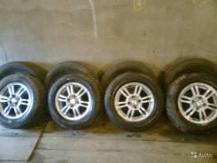 Зимние колеса. 5.5x13 4x100.00 ET39 ЦО 73,1мм.