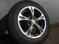 Комплект колёс с зимой 195/65 r15. 6.5x15 5x114.30 ET-35