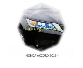 Накладка на фару. Honda Accord, CR2, CR3, CR5, CR6 Двигатели: J35Y, K24W, K24W4, LFA, R20A3