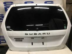 Крышка багажника. Subaru Forester, SG5