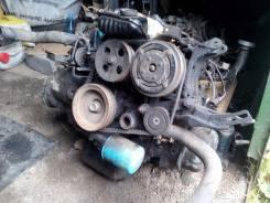 Двигатель в сборе. Subaru Leone Двигатель EA71