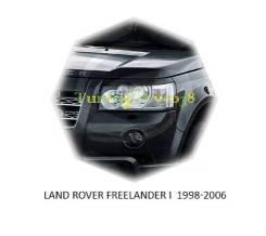 Накладка на фару. Land Rover Freelander