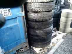 Dunlop SP LT 01. Зимние, без шипов, 2003 год, износ: 30%, 6 шт
