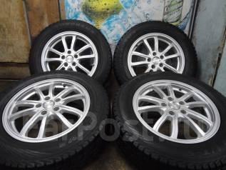 Продам Стильные Зимние колёса Stranger+Зима 225/65R17Toyota, Nissan. 7.0x17 5x114.30 ET38