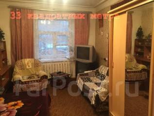 1-комнатная, улица Шепеткова 27. Луговая, агентство, 35 кв.м. Комната