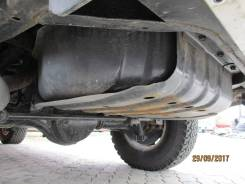 Защита топливного бака. Nissan Safari, WGY61, WFGY61, WRGY61 Двигатель TB48DE