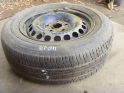 Dunlop SP Sport 200E. Летние, износ: 40%, 1 шт