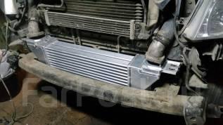 Интеркулер. Nissan Pathfinder, R51M Nissan Navara, D40M Двигатели: VQ40DE, YD25DDTI, V9X