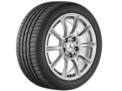 Зимние колеса в сборе для C-класса W205 205/60 R16. 6.5x16 5x112.00 ET38 ЦО 66,6мм.