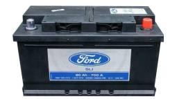 Ford Focus. 80 А.ч., Прямая (правое), производство Европа
