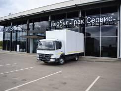 Mercedes-Benz Atego. Промтоварный фургон 813, 4 200 куб. см., 5 000 кг.